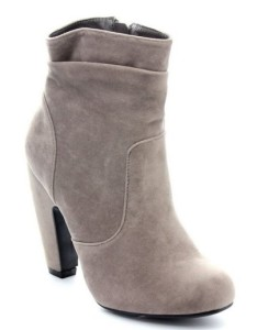 slouchy chunky ankle booties outfitspedia