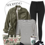 Fall Casual Shopping Day Outfit