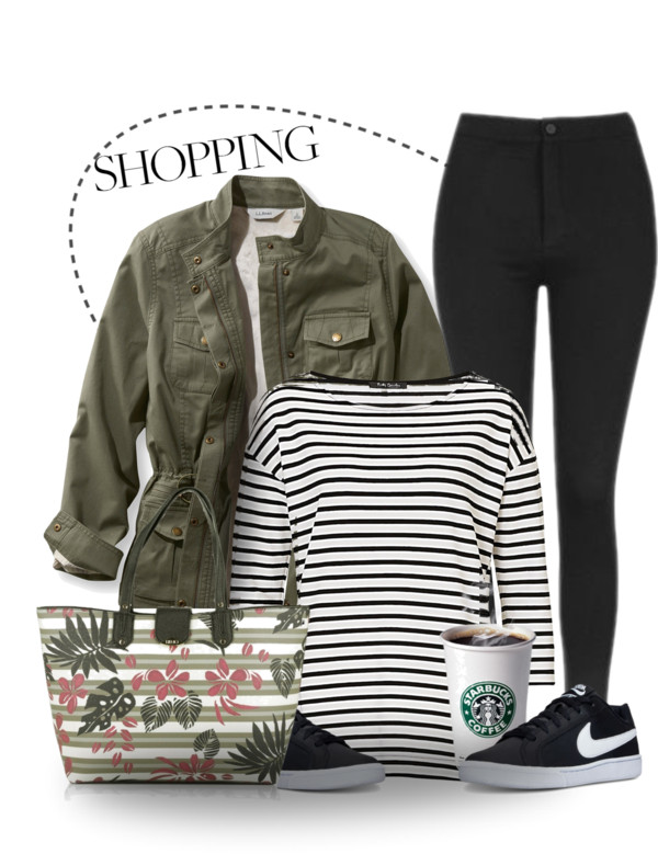 Fall Casual Shopping Day Outfit outfitspedia