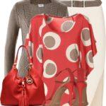 Ruffle Sleeve Blouse Stylish Fall Work Outfit