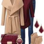 Bring The Maroon To Your Winter Collection