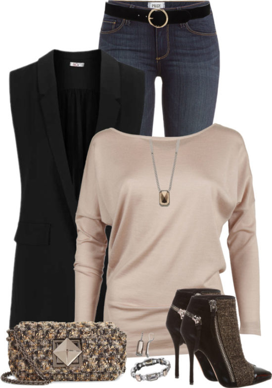 Casual Modern Thanksgiving Outfit outfitspedia