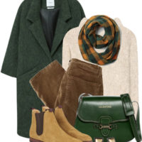 Cozy Old Style Winter Outfit outfitspedia