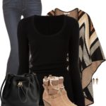 Mara Hoffman Cape Fashion Trend Fall Outfit