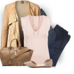 Vero Moda Amber Jacket Casual Spring Outfit