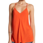True Religion Flowy V-Neck Cami outfitspedia