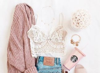 Bralette Sexy Outfit Is Your New Taste This Summer!
