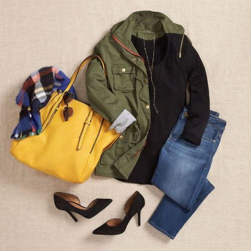 military cargo jacket fall outfit green jacket outfit olive green jacket outfit