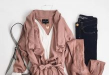 How To Wear Pink Outfit For Fall wearing pink in winter pink outfit ideas